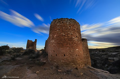 Time forgets Hovenweep (Matt Straite Photography) Tags: ruin indian dwelling anasazi pueblo cliff cliffdewlling cliffdwellingpueblocolorado cliffdwellingpueblo tripod canon landscape outdoor clouds native american nativeamerican
