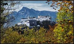 Salzburg_2554 (.MLN) Tags: austria salzburg fortress hohensalzburg mountains