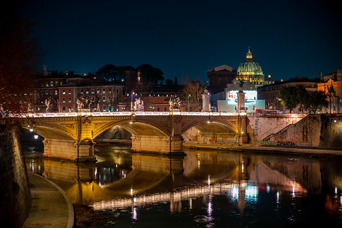 Roma Today, Sant'Angelo Bridge