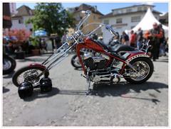 Custom Bike (Guy Goetzinger) Tags: motorrad technik goetzinger motorbike custom bike lifestyle harley davidson chopper