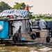 2019 - Vietnam-Avalon-Siem Reap - 22 - Mekong River Cu Lao Gieng (January) Island