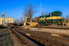 Strong Steel (BravoDelta1999) Tags: strong street steel mill detroit michigan conrail shared assets cr crsa alco s1 re 416 relco
