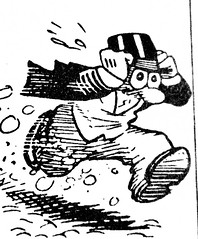 Barney Google - 1920s Newspaper Comic Strip 3569 (Brechtbug) Tags: barney google comic strip newspaper news paper sunday funnies daily comics funny humor satire character syndicate race horse gambling racehorse track 2020 gamble 1930s 30s 1930