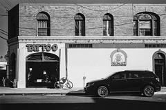5th Ave, Los Angeles. 2019/176 (Postcards from San Francisco) Tags: m6 35mmsummicroniv rodinal trix yellowfilter film analog losangeles california