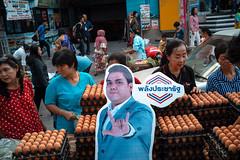 * (Sakulchai Sikitikul) Tags: street snap streetphotography summicron songkhla sony asph a7s 35mm leica thailand hatyai politician