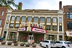 State Theatre, Sioux Falls, SD (Robby Virus) Tags: siouxfalls southdakota sd state theatre theater cinema marquee sign signage movie movies