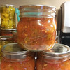 Hard Work in a Jar (mama-bear) Tags: august 2019 athome cadi learningfromlife tomatosauce eatlocal canning