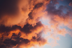 heavenly clouds at sunset [Day 4026] (brianjmatis) Tags: sky nature photoaday clouds project365 sanluisobispo california unitedstatesofamerica