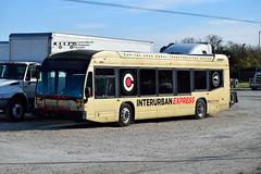 CARTS #4003 (transit addict 327) Tags: austin texas sanantonio cummins novabus lfx express carts nikon d5300 55300mmlens 2020