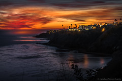 Abalone Cove (Candice Staver Harris) Tags: beach clouds beachfront goldenhour abalonecove longexposure sunset seascape nature landscape twilight pacificocean southerncalifornia seashore pacificcoast landscapephotography rockycoastline ranchopalosverdes