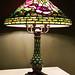 poppy filligree table lamp - Tiffany Studios