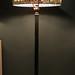 peony border floor lamp - Tiffany Studios