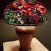 oriental poppy table lamp - Tiffany Studios
