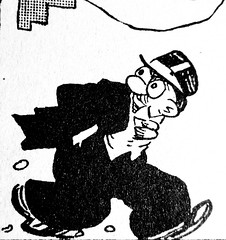 Barney Google - 1920s Newspaper Comic Strip 3589 (Brechtbug) Tags: barney google comic strip newspaper news paper sunday funnies daily comics funny humor satire character syndicate race horse gambling racehorse track 2020 gamble 1930s 30s 1930