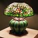 pansy border table lamp - Tiffany Studios