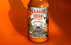 Indian Hot Sauce (naaginsauce) Tags: indian hot sauce buy online india best chilli authentic brands