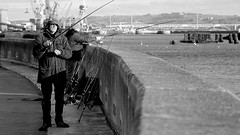 Fisherman (patrick_milan) Tags: portrait street fisherman brest finistere bretagne port people ma