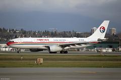 China Eastern Airbus A330 B-5938 (Brian Rempel) Tags: historicair vancouverinternationalairport yvr cyvr airbus a330200 chinaeasternairlines b5938 mu582 shanghai china pudong pvg richmondbc canada