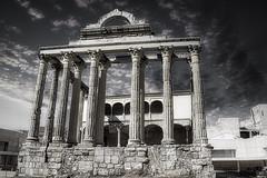 Templo de Diana (alcarria XXI) Tags: templos ruinas romano