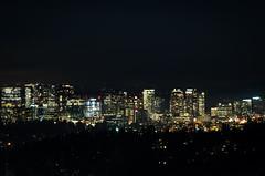 Downtown Bellevue WA (Northwest dad) Tags: nikon d7000 70300mm fx vr ed downtown night view skyline winter 2020 bellevue washington wa