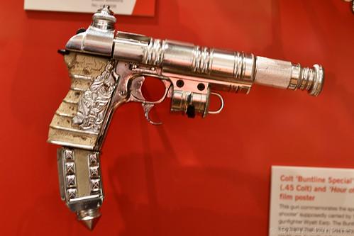 ".45 Colt ""Buntline Special"" Pistol"