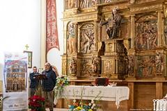 """Inauguración de la restauración del retablo de Quintanilla de Riofresno • <a style=""""font-size:0.8em;"""" href=""""http://www.flickr.com/photos/141347218@N03/49360673473/"""" target=""""_blank"""">View on Flickr</a>"""