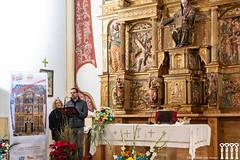 """Inauguración de la restauración del retablo de Quintanilla de Riofresno • <a style=""""font-size:0.8em;"""" href=""""http://www.flickr.com/photos/141347218@N03/49360673608/"""" target=""""_blank"""">View on Flickr</a>"""