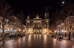 Place d'Armes (Matt H. Imaging) Tags: ©matthimaging placedarmes luxemburg night afterdark city sony slt sonyalpha slta77ii tokina wideangle