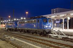 PRESS 140 047 + 147 017 Dresden Hbf (daveymills37886) Tags: press 140 047 147 017 dresden hbf baureihe