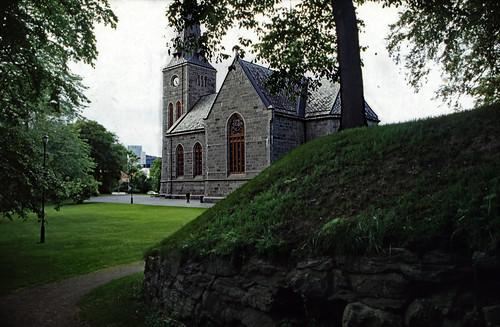"Norwegen 1998 (481) Ilen kirke • <a style=""font-size:0.8em;"" href=""http://www.flickr.com/photos/69570948@N04/49360771461/"" target=""_blank"">Auf Flickr ansehen</a>"