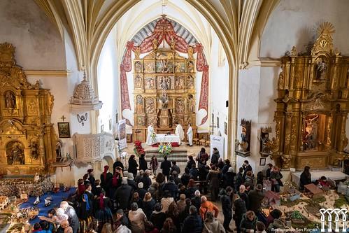 """Inauguración de la restauración del retablo de Quintanilla de Riofresno • <a style=""""font-size:0.8em;"""" href=""""http://www.flickr.com/photos/141347218@N03/49360781323/"""" target=""""_blank"""">View on Flickr</a>"""