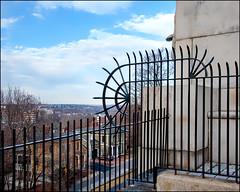 On the Terrace (Timothy Valentine) Tags: prospectterrace large 0120 friday 2020 fence providence rhodeisland unitedstatesofamerica