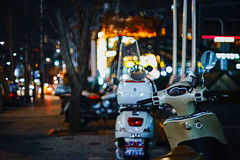 2058/1839:z (june1777) Tags: snap street alley seoul night light bokeh sony a7ii canon fd 50mm f14 2000 clear seonleung art4