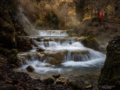 Steps (Through_Urizen) Tags: gurleyik eskisehir turkey waterfall waterfalls fallingwater fallenleaves river stream landscapephotography travelphotography landscape water silkwater outdoor woodland forest trees autumn fall canon90d canon sigma1020mm