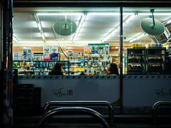 2336/1720 (june1777) Tags: street light night canon alley bokeh 85mm snap ii seoul fujifilm ef gfx f12 50r window store convenience 160 shinchon adcn