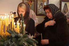 08.01.2020 - Архиерейское богослужение в женской обители Всемилостивого Спаса в городе Кобрине