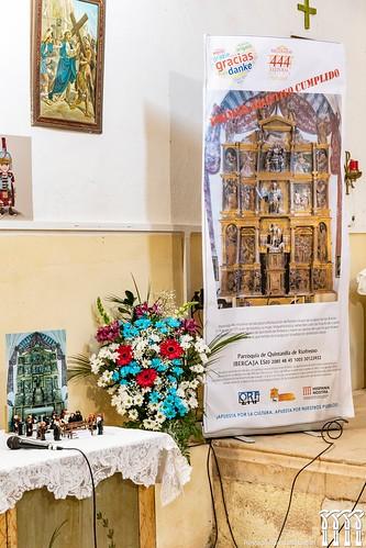 """Inauguración de la restauración del retablo de Quintanilla de Riofresno • <a style=""""font-size:0.8em;"""" href=""""http://www.flickr.com/photos/141347218@N03/49361135701/"""" target=""""_blank"""">View on Flickr</a>"""