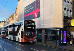 Glenfiddich 419 (SRB Photography Edinburgh) Tags: bus edinburgh whiskey advert glenfiddich buses lothian
