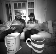The WarboysSnappers at rest (Andrew Bartram (WarboysSnapper)) Tags: pinhole realitysosubtle rss 6x6f hp5 squareformat warboyssnapper