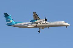 VH-IYJ Cobham Aviation Bombardier Dash8-Q402 (johnedmond) Tags: perth ypph westernaustralia cobham bombardier dash8 dhc8 q402 sky aviation australia aircraft aeroplane airplane airliner plane eos7d ef100400mmf4556lisiiusm eos canon