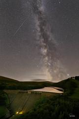 'Still Water, Passing Time' (macdad1948) Tags: devon night meldon milkyway graham stars starscapes test reservoir tmaron astro galaxy widefieldastrophotography