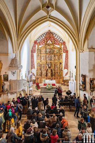 """Inauguración de la restauración del retablo de Quintanilla de Riofresno • <a style=""""font-size:0.8em;"""" href=""""http://www.flickr.com/photos/141347218@N03/49361337147/"""" target=""""_blank"""">View on Flickr</a>"""