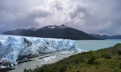 Perito Moreno Glacier, Patagonia (StarCitizen) Tags: patagonia argentina mountains clouds sky snow glacier ice water lake