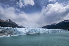 Perito Moreno Glacier, Patagonia (StarCitizen) Tags: patagonia argentina mountains clouds sky snow glacier ice water lake elitegalleryaoi bestcapturesaoi aoi