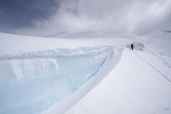 Glacier Traversing in Patagonia (StarCitizen) Tags: patagonia argentina mountains clouds sky snow glacier ice bestcapturesaoi elitegalleryaoi aoi