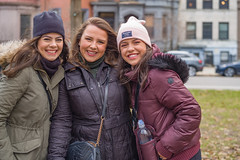 EA104262 (sswee38823) Tags: commonwealthave commonwealthavenuemall portrait portraits face faces people streetportrait hat hats smile girl woman women youngwoman young brazilian beautiful pretty cute attractive sisters trio winter boston bostonma leica leicam leicacamera leicacamerausa m10 m10leica leicam10 leicacameraagleicam10 rangefinder nofilter photography photograph photo seansweeney seansweeneyphotographer newengland