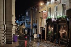 The Wildman [9/366 2020] (_ _skdotcom_ _) Tags: wildman pub norwich bedfordstreet wet rain