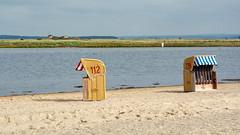 Unterwegs auf der Insel Poel  (17) (berndtolksdorf1) Tags: deutschland mecklenburgvorpommern ostsee wasser inselpoel strand strandkorb