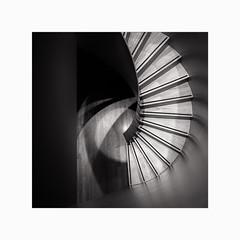 Krepla trap I (Frans van Hoogstraten) Tags: kreplatrap kreplastairs netherlands thenautilus architecture fransvanhoogstraten nederland shadows spiral