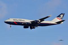 G-BNLY Boeing B747-400 Britis Airways Landor c/s (xkekeith) Tags: egll lhr landor ba retro